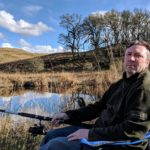 Brian Anderson at Loch Awe